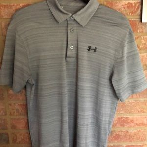 Men's Under Armour polo-style shirt